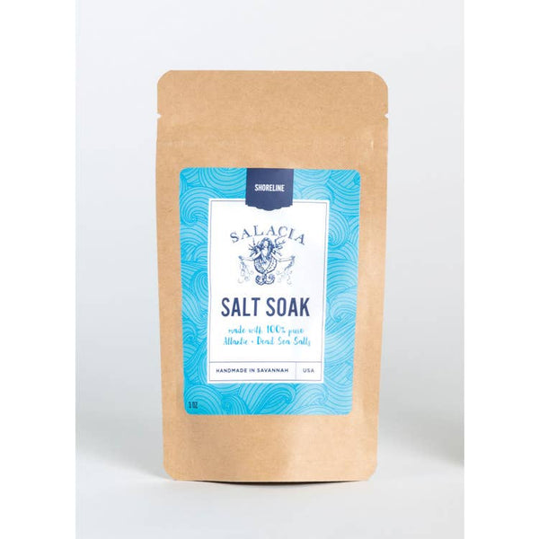Salacia Salts Shoreline Salt Soak