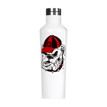 UGA Georgia Bulldog Corkcicle Canteen (Bulldog Face) 16oz