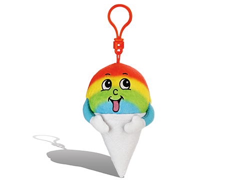Whiffer Sniffer Willy B Chilly Snow Cone Backpack Clip