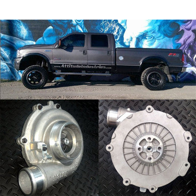 EightySixd Ford Powerstroke Parts