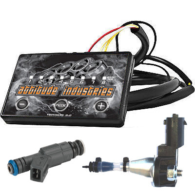 Attitude Box - Arctic Cat M/F 6 2010-2011 - GEN 3.2 TURBO+DUAL INJECTOR