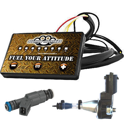 Attitude Box - Arctic Cat M/F 6 2010-2011 - GEN 3 TURBO+DUAL INJECTOR
