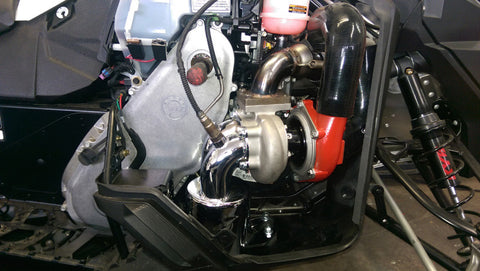 Attitude Industries Ski-Doo 800 E-TEC Turbo Kit
