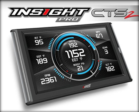 Edge Products - INSIGHT PRO CTS2