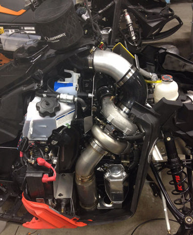Impulse Ski-Doo 800 E-TEC Turbo Kit