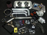 K&T Performance Polaris RZR 1000 Turbo Kit
