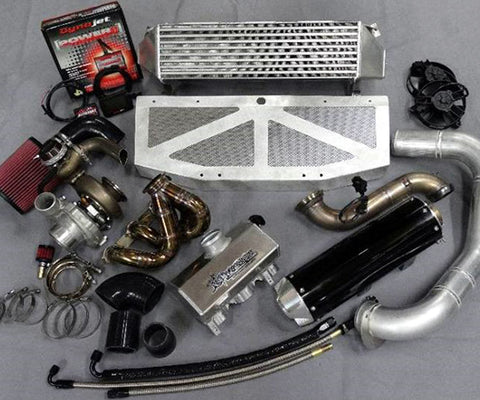 K&T Performance Yamaha YXZ 1000 Turbo Kit