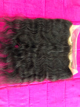 Virgin Indian Hair 360 Lace Frontal