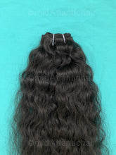 Virgin Indian Curly Hair Weft