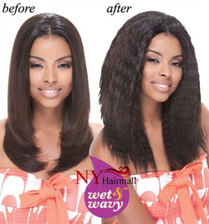 Janet Collection Indian Remy Super French Wave (Wet & Wavy)