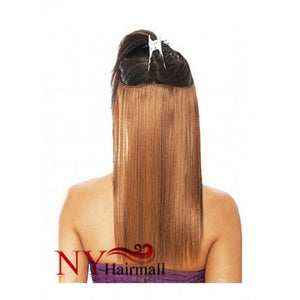 Janet Collection Remy Clip in Magic Yaky 1PC Fit-Clip (Extra Clip)