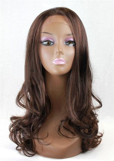Royal Tiara Lace Front Wig Wendy (Long Sprial Wave Style)