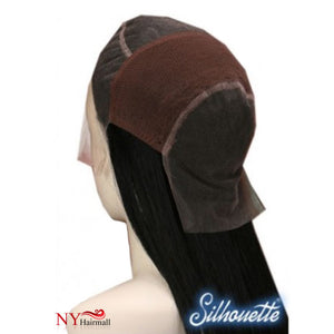 Sihouette Luxury Remy Silky Full Lace  Wig - Lace 001