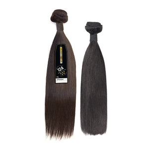NewYorkHair Factory Direct 100% Virgin 12A Grade Unprocessed Bundle Hair - Straight