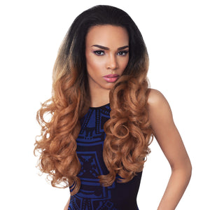Outre Quick Weave Synthetic Half Wig - STUNNA