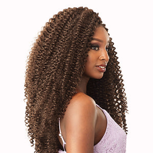 Sensationnel LuLuTress Crochet Braid - WATER WAVE 18""
