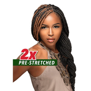 Sensationnel African Collection Braiding Hair - 2X X-PRESSION PRE-STRETCHED BRAID 48""