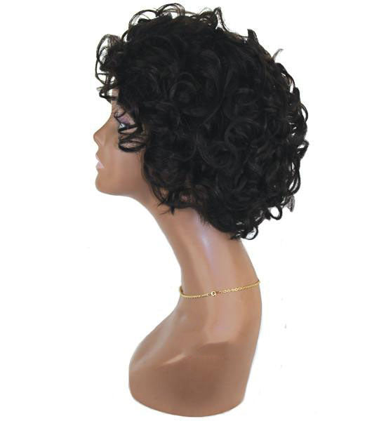 Nix & Nox 100% Human Indian Remy Swiss Lace Front Wig - Indi 300