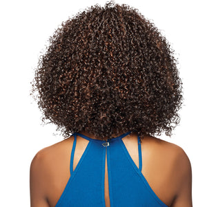 Outre Quick Weave Synthetic Half Wig - CASSIE