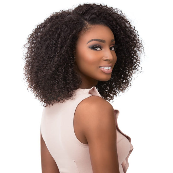 Sensationnel 100% Brazilian Remi Bare & Natural 4X4 Swiss Lace Wig - BOHEMIAN