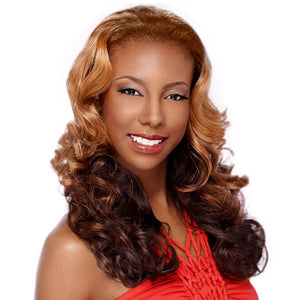 Sensationnel Instant Weave Synthetic Half wig - HZ 7073
