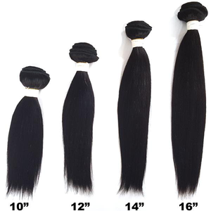 NewYorkHair Factory Direct  100% Virgin 7A Grade Unprocessed Bundle Hair - Straight