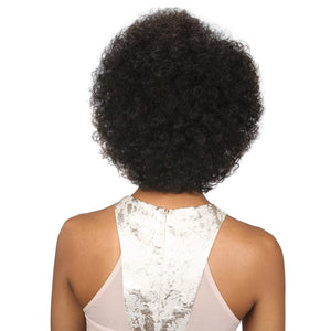 Bobbi Boss 100% Premium Human Hair Full Wig - MH1234 AFRO