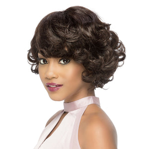 Everyday Collection 100% Human Hair Full Wig - AH LETTY