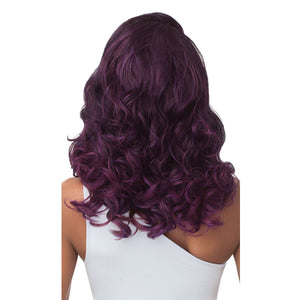 Outre Quick Weave Synthetic Hair Half Wig - ANJOU