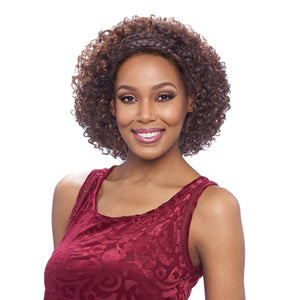 Vanessa Tops Braid Band Collection Synthetic Lace Front Wig - TBB BALLET