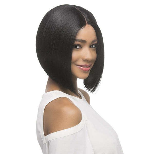 Vivica A Fox  Invisible Part Swiss Lace Front Wig - BEIGE