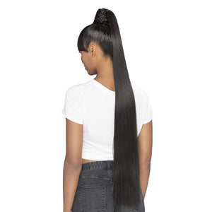 Vivica A Fox Synthetic Drawstring Two In One Bang & Pony - BP KATE