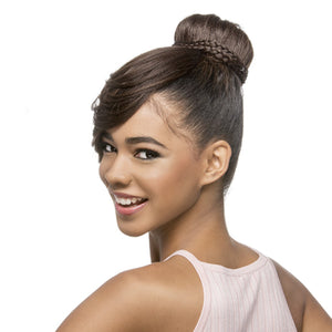 Vivica Fox Synthetic Two In One Bang & Bun - BPB-RENELL