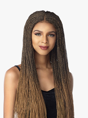 Sensationnel Cloud9 4X4 Multi Parting Swiss Lace Wig - MICRO TWIST