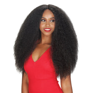 Zury Hollywood Sis Naturali Star Synthetic Lace Front Wig - NAT LACE H CHEX