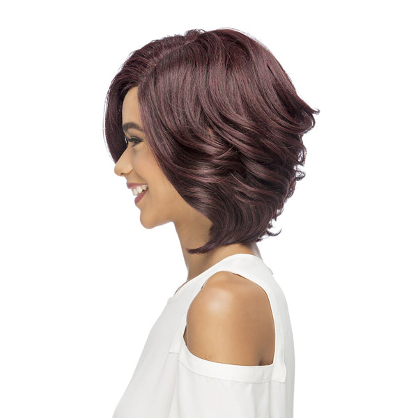 Vivica A Fox Invisible Lace Part Swiss Lace Front Wig - CLEMENCE