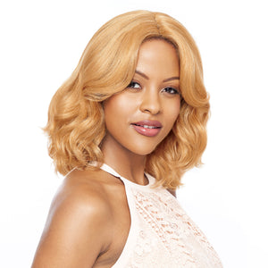 Vanessa Top Super Middle Part Swiss Silk Lace Wig- TOPS M DOLET