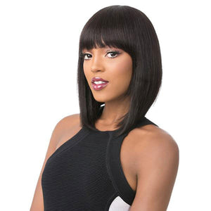 It's A Cap Weave 100% Human Hair Full Wig - HH GALAXY