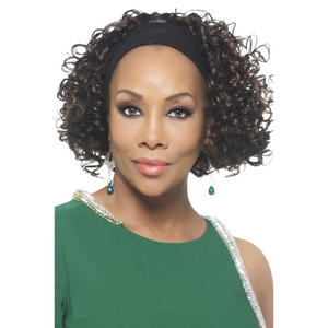 Vivica A Fox Specialty Half Wig with Headband Attached - HB1970