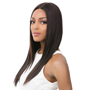 It's a Wig 6 Inch Deep Lace Part 100% Human Hair Wig - AIYANA