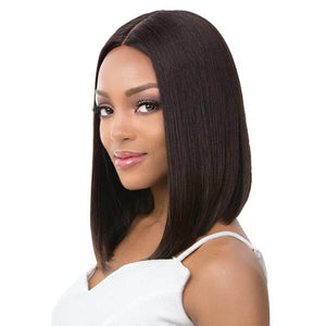 It's a Wig 6 Inch Deep Lace Part 100% Human Hair Wig - ALANZA