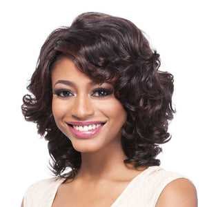 It's A Wig 100% Human Hair Full Wig - HH ROMANCE CURL