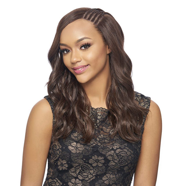 Harlem 125 Kima Collection Synthetic Braid Lace Front Wig - KBW03