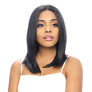 Harlem 125 Kima Collection Synthetic Deep Part Lace Front Wig - KLW20
