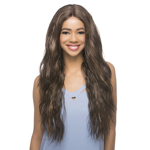 Vivica A Fox  Invisible Part Swiss Lace Front Wig - MAEVE