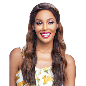 Vanessa Tops Middle C-Side Part Swiss Silk Lace Front Wig - TOPS MC YOUEI