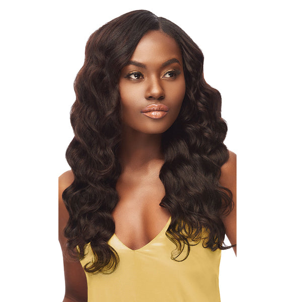 Outre MyTresses Gold Label 8+ Grade 100% Unprocessed Bundle Hair - OCEAN BODY
