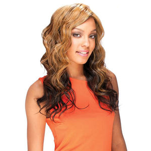 Sensual Vella Vella Synthetic Hair 100% Hand-tied Whole Lace Wig - ROSEMARY