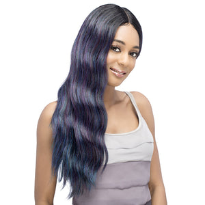 Vivica A Fox Pure Stretch Cap Invisible Lace Part Full Wig - SIENA