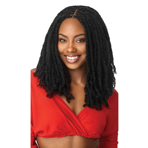 Outre X-Pression Twisted Up Synthetic Crochet Braid - SPRING TWIST 8""